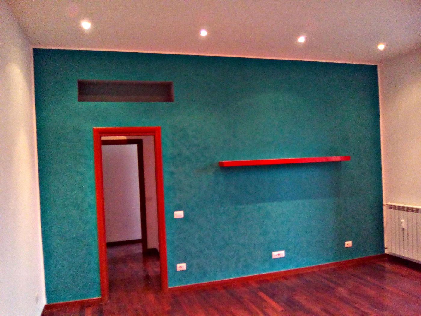 Costo tinteggiatura pareti al metro quadro preventivo - Costo casa al metro quadro ...