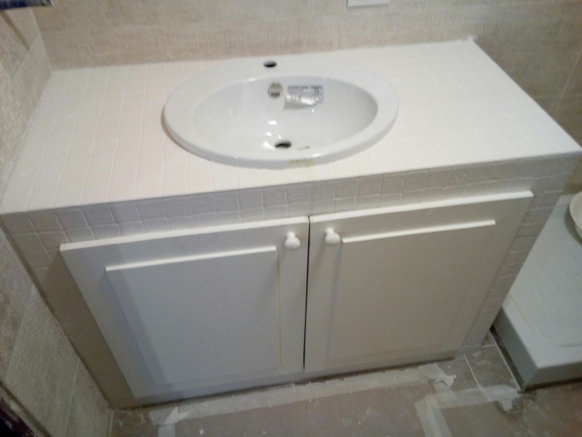 Bagno in muratura quale e il preventivo adatto e quanto costa fare il lavoro imbianchino roma - Quanto costa fare un piccolo bagno ...