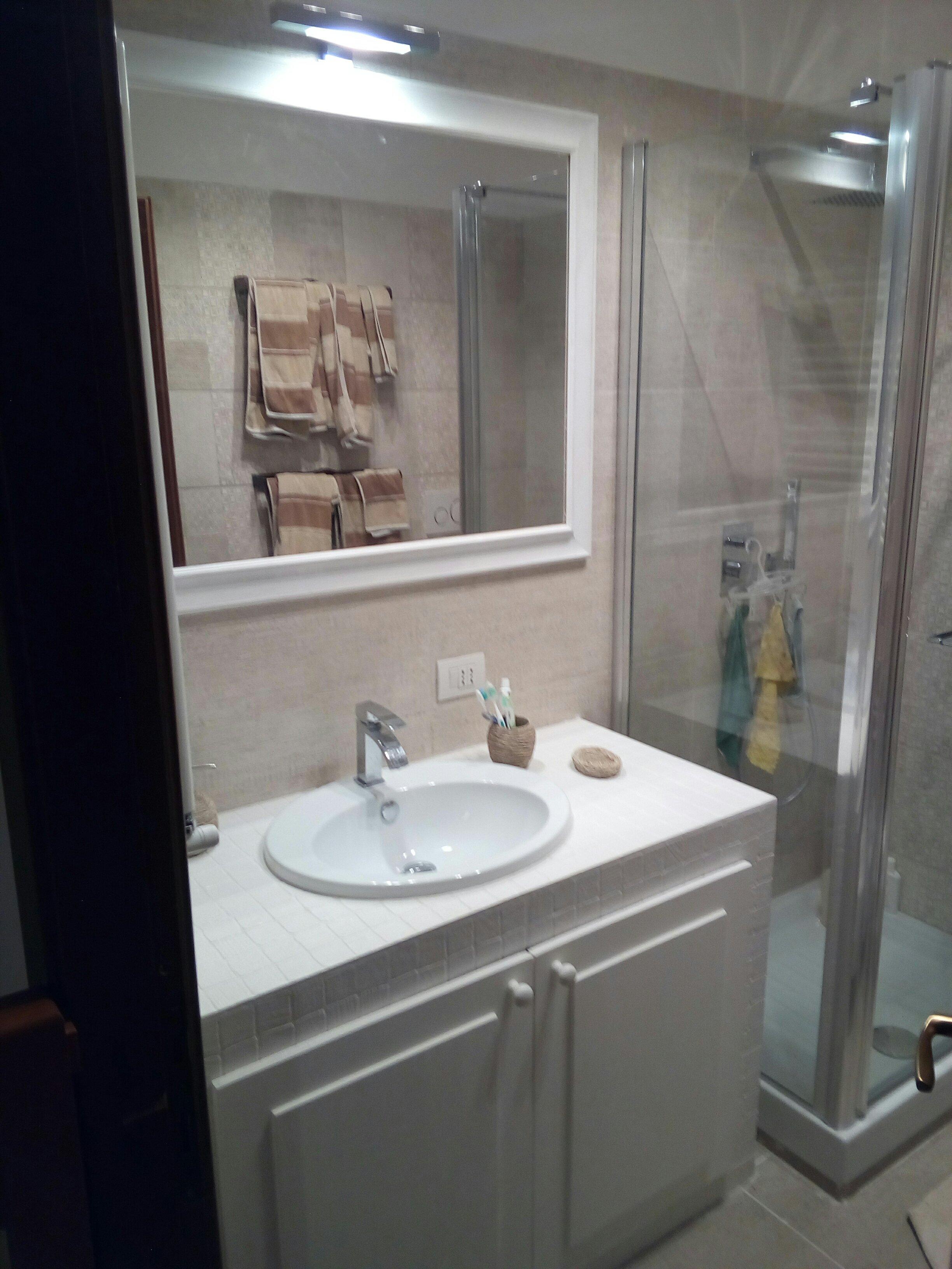 Quale il costo per ristrutturare un bagno a roma al mq - Costo specchio al mq ...