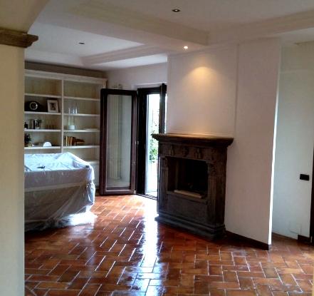 Costo imbianchino a roma per casa di 80 mq appartamento di - Costo ristrutturazione casa al metro quadro ...
