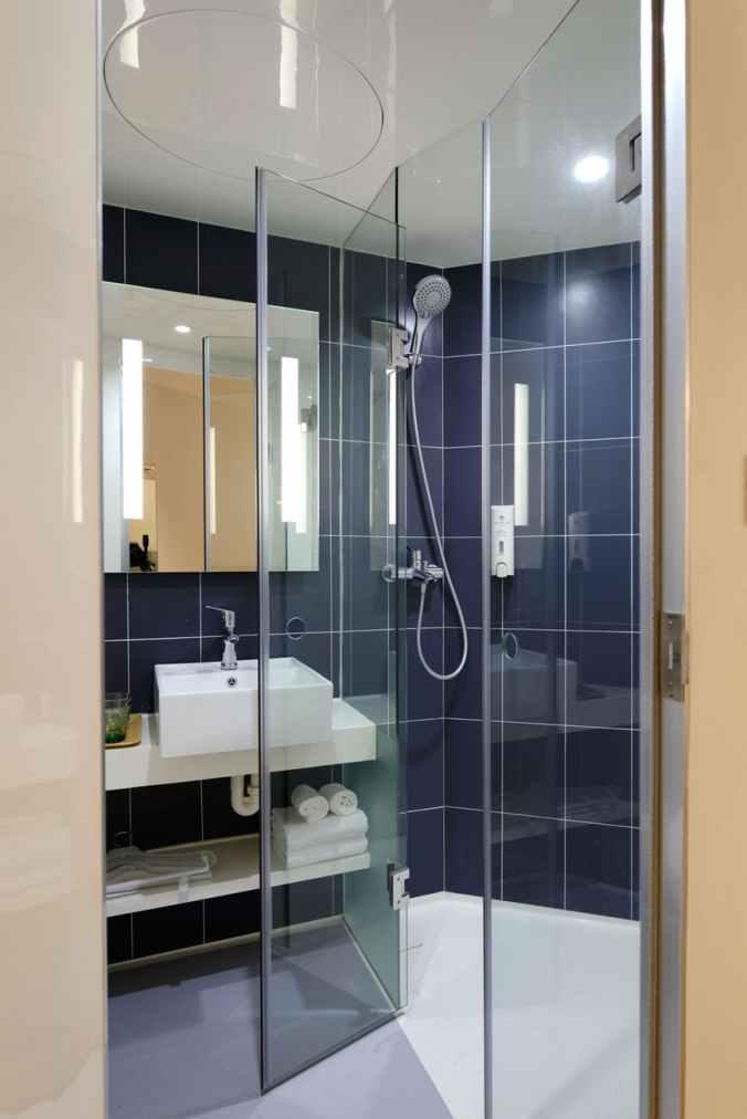 apartment architecture bath towels bathroom