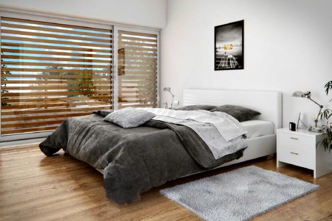 case prefabbricate in legno camere da letto